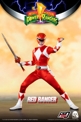 Threezero Mighty Morphin Power Rangers — 1/6 Red Ranger