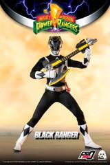 Threezero 1/6 Black Ranger Mighty Morphin Power Rangers