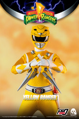 Threezero 1/6 Yellow Ranger Mighty Morphin Power Rangers