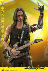 Hot Toys VGM47 Cyberpunk 2077 1/6th scale Johnny Silverhand Collectible Figure