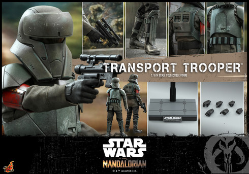 Hot Toys TMS030 TRANSPORT TROOPER™