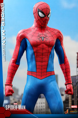 Hot Toys  VGM48  Marvel's Spider-Man 1/6th scale Spider-Man (Classic Suit) Collectible Figure