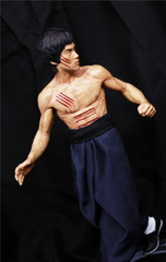 CHINA.X-H Bruce Lee Enter  77th The Dragon 1/6 Statue
