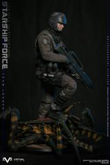 VTS TOYS VM037DX Starship Force-Team Leader 1/6 Figure Deluxe Version