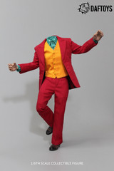 Daftoys Comedian Red Suit + 1/6 Body Set F07
