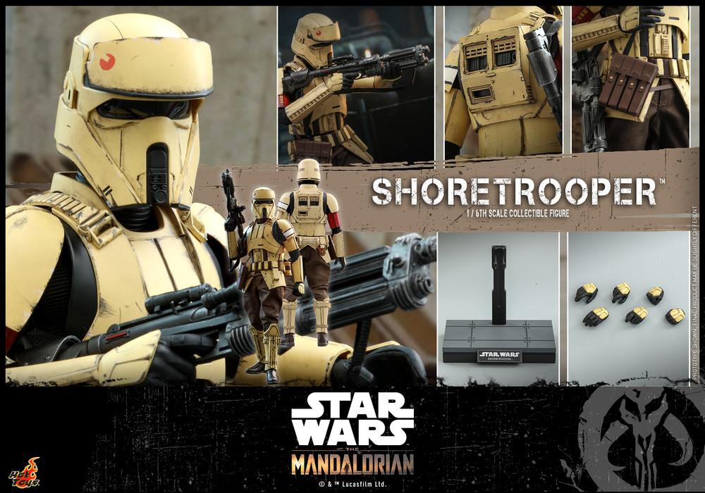 Hot Toys TMS031 Shoretrooper
