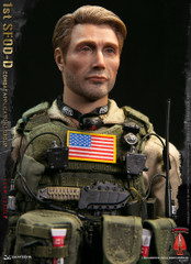 DAMTOYS 78077 1st SFOD-D Combat Applications Group TEAM LEADER 1/6 Figure