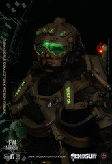 SoldierStory SS122 EXO SKELETON ARMOR SUIT TEST-01