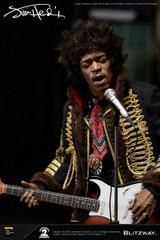 Blitzway Jimi Hendrix BW-UMS 11201 1/6 Scale Figure