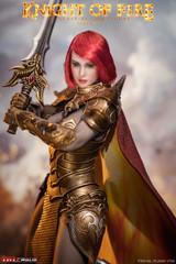 TBLeague Knight of Fire Golden PL2020-173A 1/6 Figure