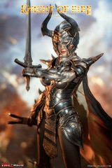 TBLeague Knight of Fire SILVER PL2020-173B 1/6 Figure