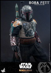 Hot Toys Star Wars: The Mandalorian™ Boba Fett™ TMS033