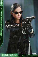 Long Shan Jin Shu 1/6 Cyber killer Female Figure  LS2019-05