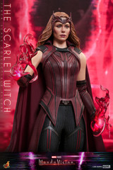 Hot Toys WandaVision The Scarlet Witch TMS036