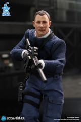 DID XK80003 1/12 PALM HERO MI6 Agent Jack Figure