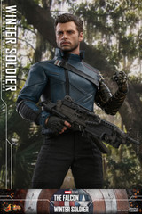 Hot Toys Winter Soldier TMS039 The Falcon and the Winter Soldier