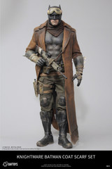 Daftoys 1/6 Scale Trench Coat with Scarf F011
