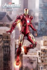 ZD Toys Iron Man Mark VII MK7 Avengers 18cm Figure