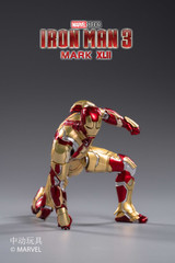ZD Toys Iron Man 3 Mark XLII 47 18cm Figure