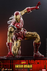 Hot Toys Marvel Comics Iron Man [The Origins Collection] 1/6th scale Collectible Figure CMS07D37