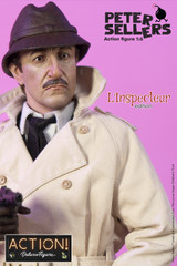 Kaustic Plastik Peter Sellers The Inspector Version A 1/6 Figure