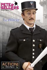 Kaustic Plastik Peter Sellers The Police 1/6 Figure Version B