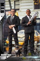 PCTOYS PC022C Agent K & Agent J 1/12 Scale Figure Set