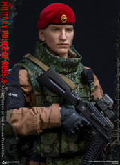 DAMTOYS 78086 RUSSIAN MILITARY POLICE 1/6 Armed Forces of the Russian Federation