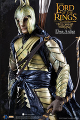 ASMUS TOYS ELVEN ARCHER THE LORD OF THE RINGS SERIES: ELVEN ARCHER (LOTR027A)