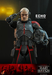 Hot Toys Echo™ Star Wars: The Bad Batch™1/6th scale Collectible Figure TMS042