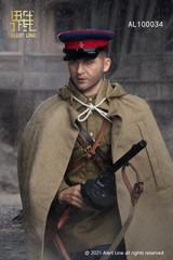 Alert Line AL100034 1/6 WWII Soviet NKVD Officer