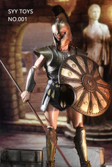 SYY TOYS NO.001 Greek Warrior 1/6 Figure