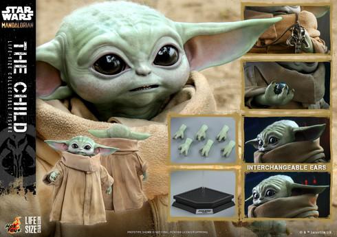Hot Toys LMS013 The Child Baby yoda