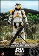 Hot Toys Star Wars: The Mandalorian™ Artillery Stormtrooper™ Collectible Figure TMS047