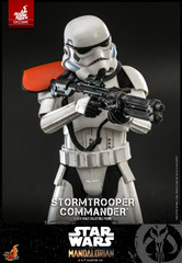 Hot Toys Star Wars: The Mandalorian™ - 1/6th scale Stormtrooper Commander™ Collectible Figure Hot Toys Exclusive