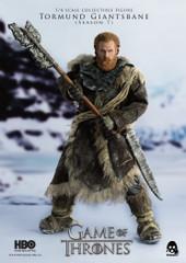Threezero Game of Thrones Tormund Giantsbane 3Z0106 1/6 Figure