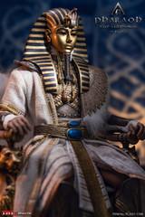 TBLeague PL2021-178B 1/6 Pharaoh Tutankhamun White Version