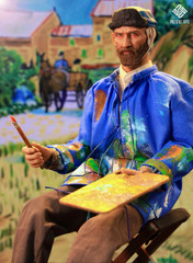 PRESENT PT-SP29 Vincent Painter 1/6 Figure