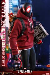 Hot Toys Marvel's Spider-Man Miles Morales Bodega Cat Suit VGM50