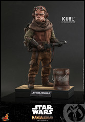 Hot Toys Star Wars The Mandalorian™ - 1/6th scale Kuiil™ Collectible Figure TMS048