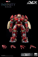 ThreeZero 3Z0248 DLX Iron Man Mark 44 Hulkbuster Infinity Saga