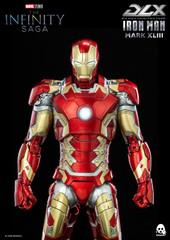 ThreeZero 3Z0247 DLX  Iron Man Mark 43 Avengers Infinity Saga