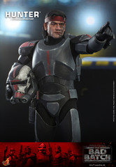 Hot Toys Star Wars: The Bad Batch™ Hunter™ 1/6th Scale Collectible Figure TMS050