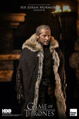 Threezero Game of Thrones 1/6 Ser Jorah Mormont 3Z0141 (Season 8 )