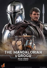 Hot Toys Star Wars: The Mandalorian™ and Grogu™ Collectible Set (Deluxe Version) TMS052