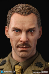 DID 1/6 Scale WWI British Officer Colonel Mackenzie B11012