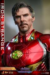Hot Toys Avengers: Endgame (Concept Art Series) Iron Strange 1/6 Collectible Figure MMS606D41