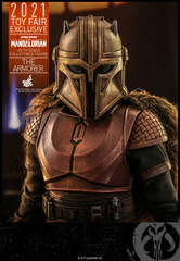 Hot Toys Star Wars: The Mandalorian THE ARMORER™ 1/6 Figure TMS044