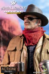 Kaustic Plastik John Wayne Official 1/6 Figure DX ver