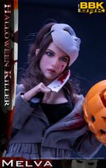 BBK BBK008 MELVA Halloween Killer 1/6 Figure